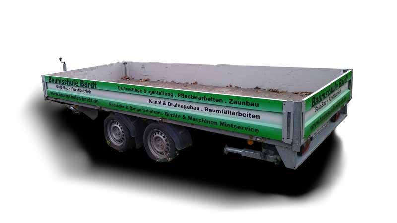 Hochlader 4200x1860 3,5 t